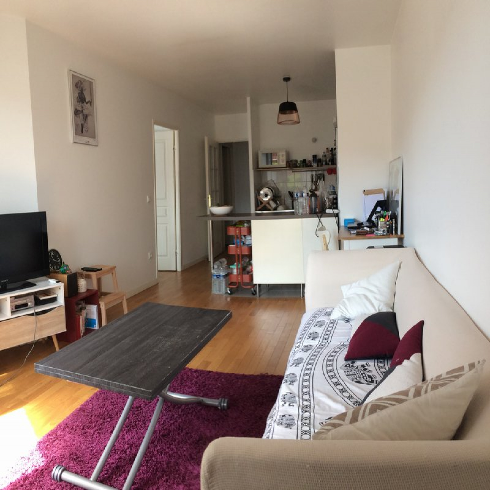 Image_, Appartement, Meudon, ref :5620-1298